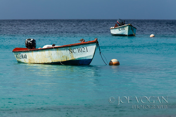Playa Forti, Western Curacao