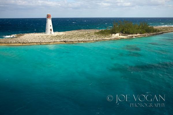 Lighthouse, New Providence Island, Bahamas