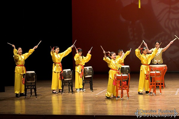 Flying Dragons & Jumping Tigers by NW Jigu Ensemble