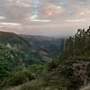 Viewpoint near Santa Elena, Tilaran Mountains, Costa Rica