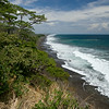 View from Punta Guapinol, Pacific Coast, Costa Rica
