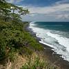 View from Punta Guapinol, Pacific Coast, Costa Rica
