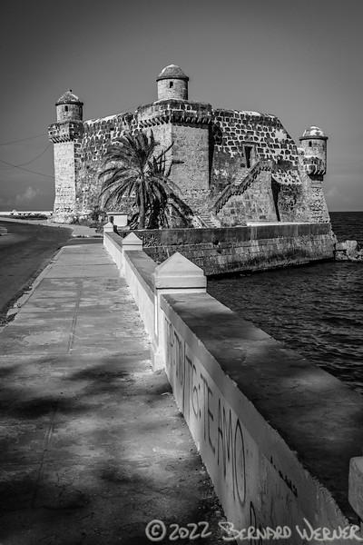 Spanish Fort at Cojimar