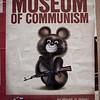 Poster for the Museum of Communism, Prague, Czech Republic
