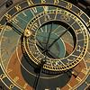 Prague Astronomical Clock or Prague Orloj, Prague, Czech Republic