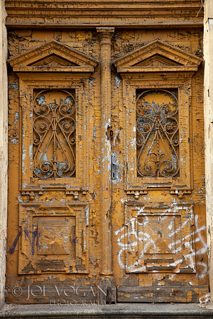 Door, Little Quarter, Prague, Czech Republic