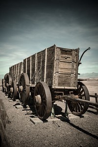 Harmony Borax Works, Death Valley National Park