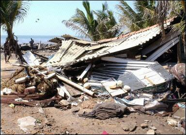 Indian Ocean Earthquake and Tsunami