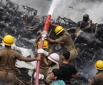 The Mangalore air crash on 22 May 2010