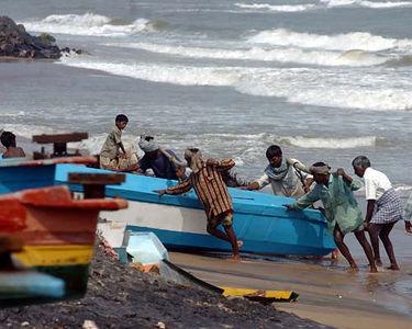 An Year after Asian Tsunami 2004