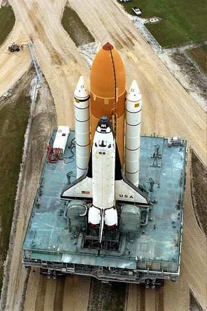 Space Shuttle Columbia Memorial