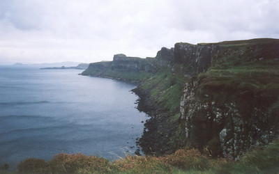 Kilt Rock, near Staffin