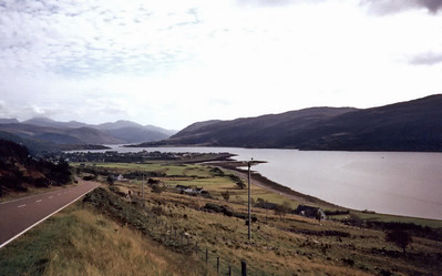 Loch Broom, on the way to Ullapool