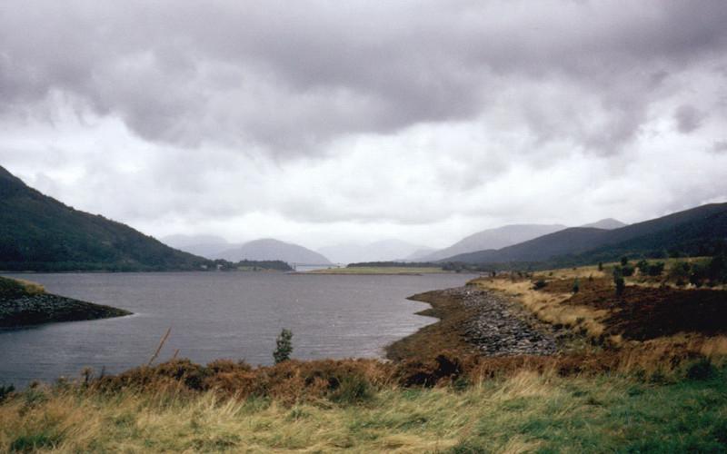 Near Glencoe, Loch Leven