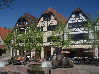 Downtown Lieman, Germany