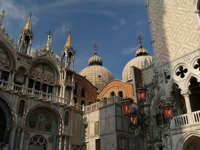 St. Mark's and Doge's Palace, Venice