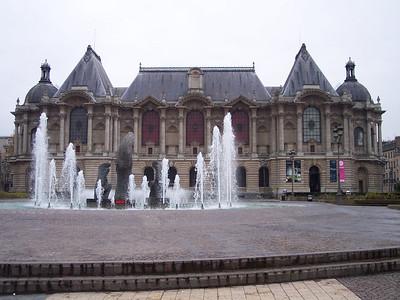 Lille. Palais des Beaux-Arts