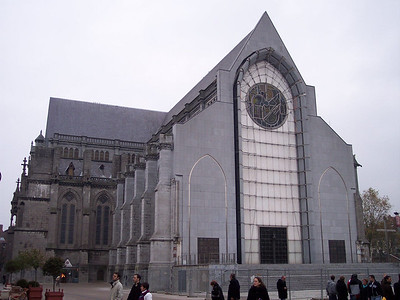 Lille. Cathédrale Notre-Dame de la Treille