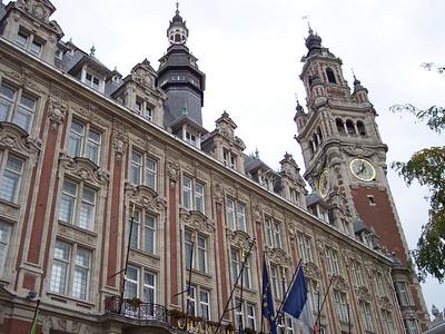 Lille. Palais de la Bourse