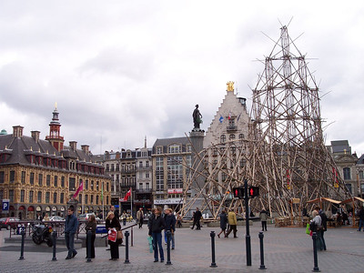 Lille. Grand Place