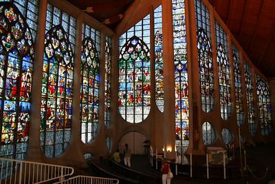 Rouen. Église Jeanne d'Arc