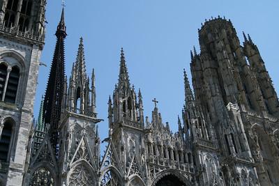 Rouen. Cathédrale Notre Dame