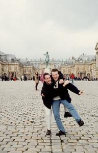 Palace de Versailles.