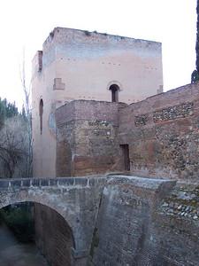 Alhambra. Torre del Agua