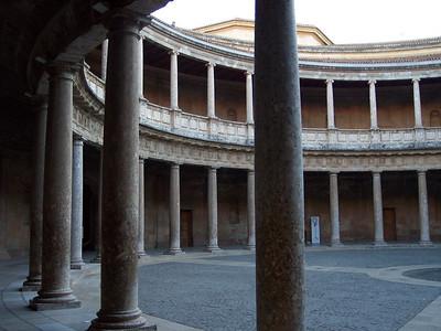 Alhambra. Palacio de Carlos V