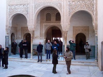 Alhambra. Salón de los Embajadores
