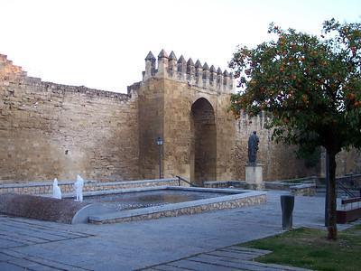 Córdoba. Puerta Almodóvar