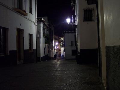 Granada. Albayzín
