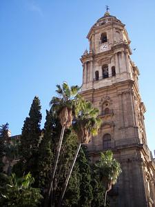 Málaga. Catedral