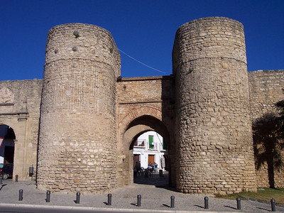 Ronda. Puerta de Carlos V