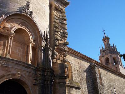 Ronda. Iglesia de Santa María la Mayor