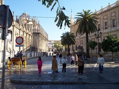 Sevilla. Gitanas