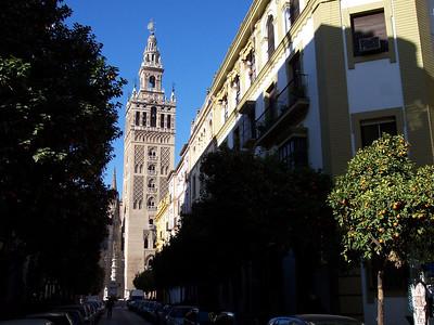 Sevilla. Giralda