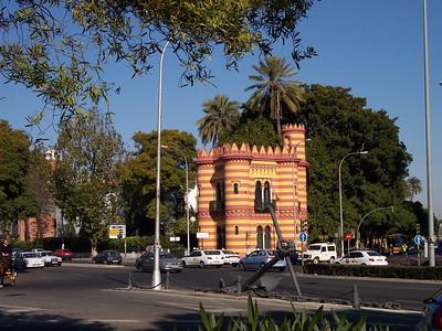 Sevilla. Costurero de la Reina