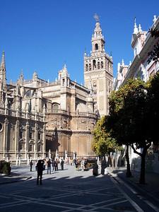 Sevilla. Catedral y Giralda