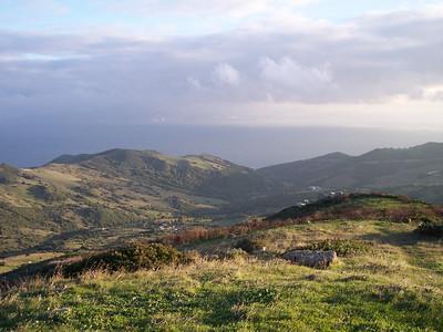 Tarifa. Mirador del Estrecho