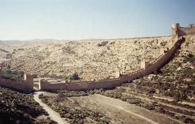 Almería. Alcazaba