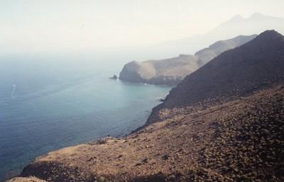 Almería. Parque del Cabo de Gata