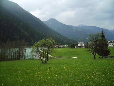 Near Auronzo di Cadore