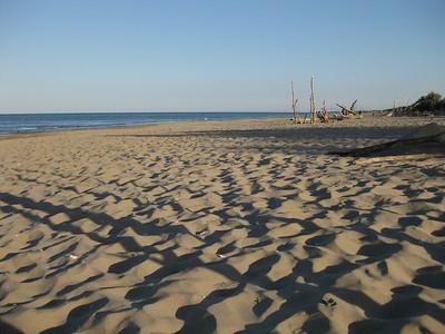 Lido di Dante beach
