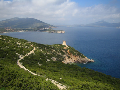 Punta del Bollo & Torre del Bulo
