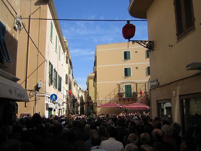 Alghero. More processions