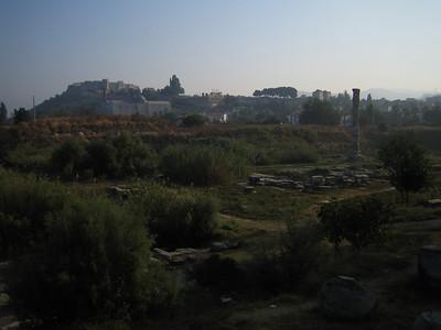 Selçuk. Temple of Artemis
