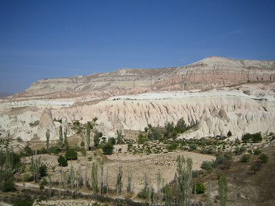 Göreme National Park. To Rose & Red valleys