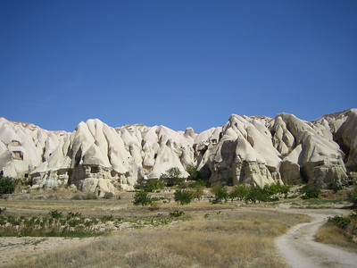 Göreme National Park. Swords Valley