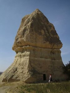 Göreme National Park. Bizantines lived there